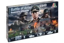 Italeri 1/72 Battle of Arras - Rommel image