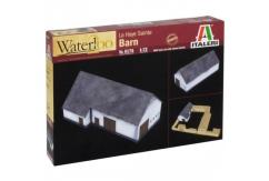 Italeri 1/72 Barn 1815 Waterloo image