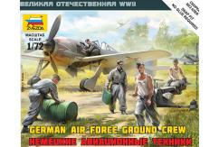 Zvezda 1/100 Luftwaffe Ground Crew image