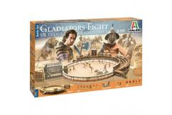 Italeri 1/72 Gladiators Fight Battle Set image