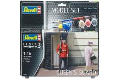 Revell 1/16 'Queen's Guard' Model Set image