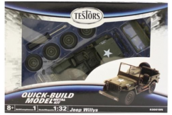 Testors 1/32 Willy's Jeep image