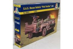 Italeri 1/35 S.A.S. Recon Vehicle image