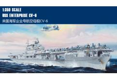 Merit Models 1/350 USS Enterprise CV-6 image