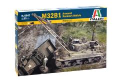 Italeri 1/35 M32B1 Armoured Recovery Vehicle image