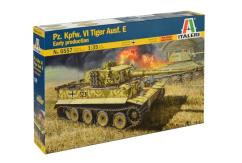 Italeri 1/35 Pz.Kpfw VI Tiger Ausf E. Early image