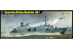 Merit Models 1/72 Russian Navy OSA Class Missile Boat, OSA-1 image