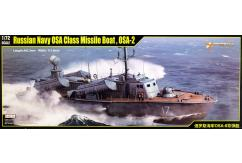 Merit Models 1/72 Russian Navy OSA Class Missile Boat, OSA-2 image