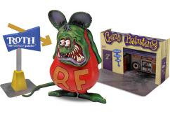 Revell 1/25 Rat Fink with Diorama image