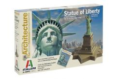 Italeri World of Architecture Statue of Liberty image