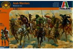 Italeri 1/32 Arab Warriors - Medieval Era image