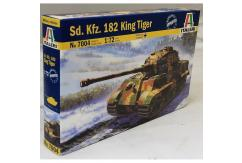 Italeri 1/72 King Tiger image
