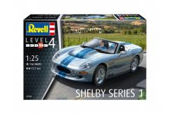 Revell 1/24 Shelby Series 1 image
