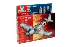 Italeri 1/72 FW 190 - Model Set image