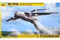 Zvezda 1/144 IL-76 Water Dispenser Fire Control image
