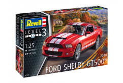 Revell 1/24 2010 Shelby GT 500 image