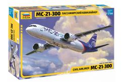 Zvezda 1/144 MC-21-300 Civil Airliner image