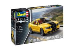 Revell 1/24 2010 Ford Mustang GT image