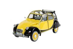 Revell 1/24 Citreon 2CV Charleston image