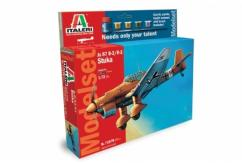 Italeri 1/72 JU-87 Stuka - Model Set image
