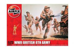 Airfix 1/72 WWII British 8th Army image