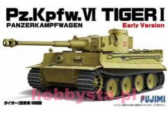 Fujimi 1/72 German Tiger 1 Tank image