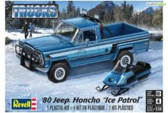 Revell 1/25 1980 Jeep Honcho 'Ice Patrol' image