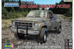 Revell 1/25 1978 GMC Big Game Country Pickup image