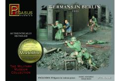 Pegasus Hobbies 1/72 Germans in Berlin 1945 image