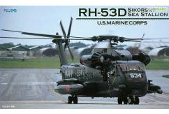 Fujimi 1/72 Sikorsky RH-53D Sea Stallion Helicopter image