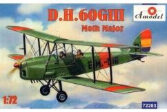 A Model 1/72 De Havilland Dh.60GIII Moth Major image