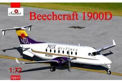 A Model 1/72 Beechcraft 1900D Airliner  image