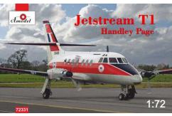 A Model 1/72 Handley Page Jetstream T1 Passenger Aircraft image