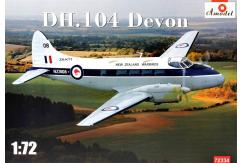 A Model 1/72 de. Havilland DH.104 Devon (NZ Warbirds) image