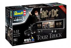 Revell 1/32 Truck & Trailer AC/DC Limited Edition image