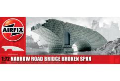 Airfix 1/72 Narrow Road Bridge - Broken Span image