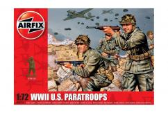 Airfix 1/72 US Paratroops image