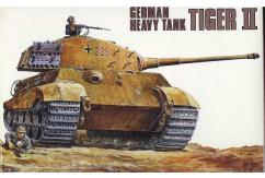 Fujimi 1/76 German Heavy Tank King Tiger image