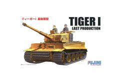 Fujimi 1/76 Tiger Tank Last Production image