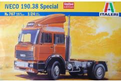 Italeri 1/24 Iveco 190.38 Special Limited Edition image