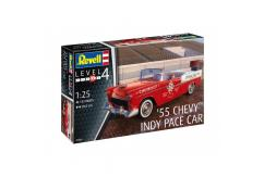 Revell 1/24 Chevy Indy Pace Car 1955 image