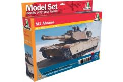 Italeri 1/72 M1 Abrams - Model Set image