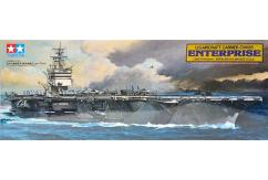 Tamiya 1/350 U.S Enterprise Aircraft Carrier CVN65 image