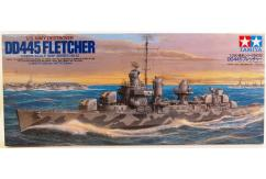 Tamiya 1/350 U.S Navy DD445 Fletcher Destroyer image