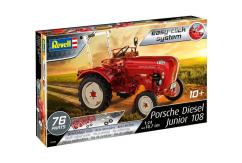 Revell 1/24 Porsche Tractor - Easy Click image