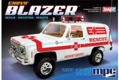 MPC 1/25 Chevy Blazer Rescue Snap Kit image