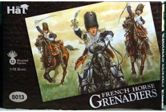 HaT 1/72 French Horse Grenadiers (12 Pcs) image