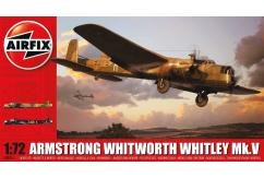 Airfix 1/72 Armstrong Whitworth Whitley image