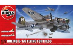 Airfix 1/72 Boeing B-17G Flying Fortress image