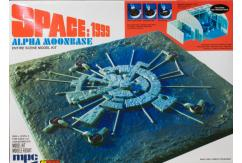 MPC 1/3200 Space 1999 Alpha Moon Base image